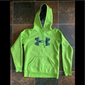 Under Armour Sweatshirt Woman's Size Small